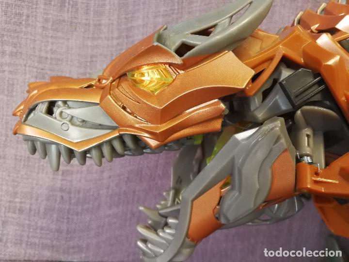 Figuras y Muñecos Transformers: DINOBOT TRANSFORMERS GRIMLOCK - Foto 2 - 91711485