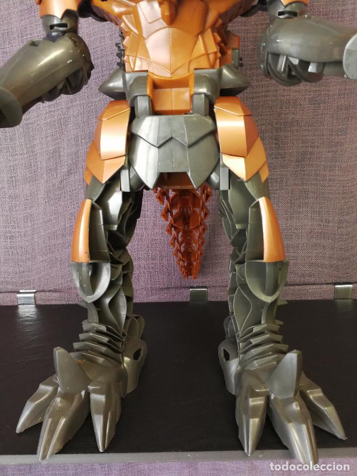 Figuras y Muñecos Transformers: DINOBOT TRANSFORMERS GRIMLOCK - Foto 6 - 91711485