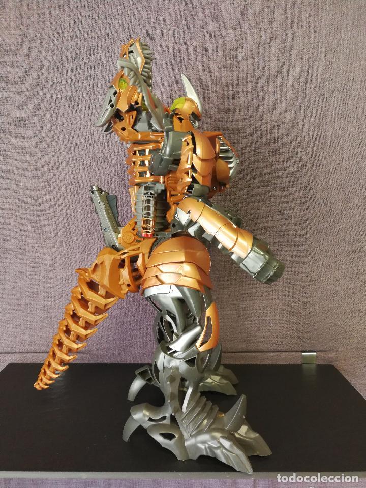 Figuras y Muñecos Transformers: DINOBOT TRANSFORMERS GRIMLOCK - Foto 7 - 91711485