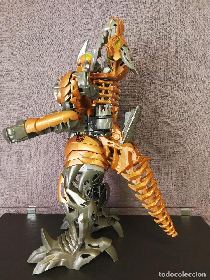 Figuras y Muñecos Transformers: DINOBOT TRANSFORMERS GRIMLOCK - Foto 8 - 91711485