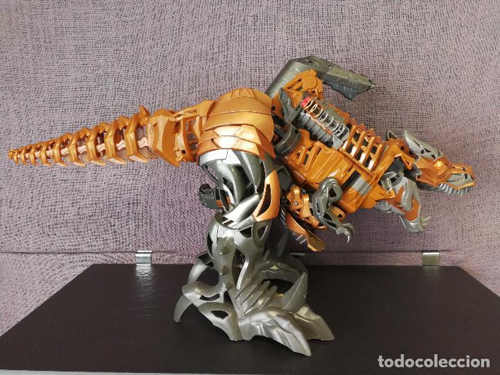 Figuras y Muñecos Transformers: DINOBOT TRANSFORMERS GRIMLOCK - Foto 9 - 91711485