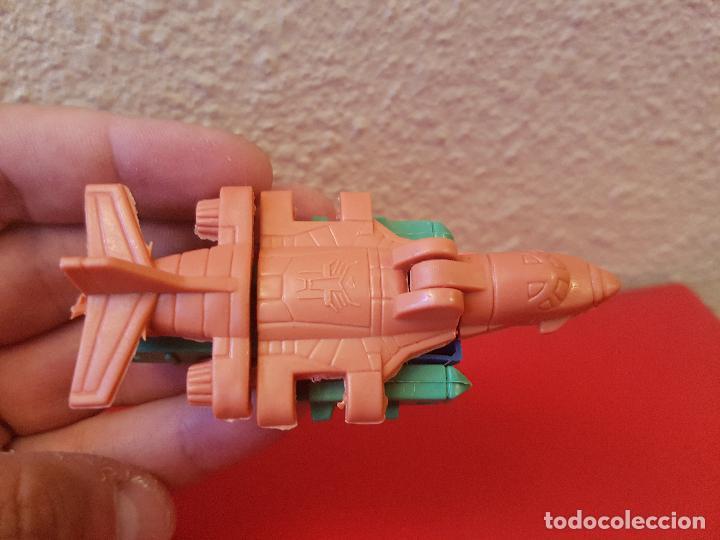 Figuras y Muñecos Transformers: AVION TRANSFORMERS FIGURA DE PLASTICO PVC JUGUETE KIOSKO - Foto 2 - 93289735