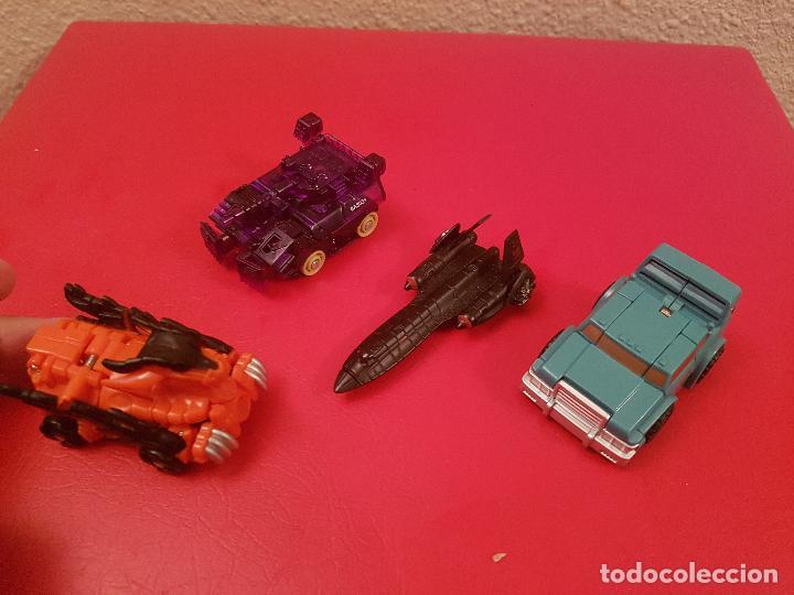 LOTE HASBRO TOMY TRANSFORMERS JETFIRE TANQUE DRAGON COCHE (Juguetes - Figuras de Acción - Transformers)