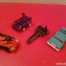 Figuras y Muñecos Transformers: LOTE HASBRO TOMY TRANSFORMERS JETFIRE TANQUE DRAGON COCHE. Lote 93711535