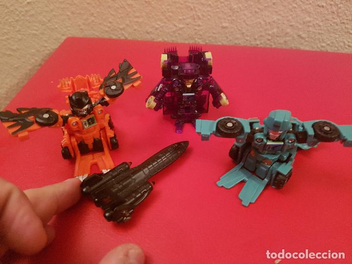 Figuras y Muñecos Transformers: LOTE HASBRO TOMY TRANSFORMERS JETFIRE TANQUE DRAGON COCHE - Foto 2 - 93711535