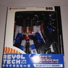 Figuras y Muñecos Transformers: REVOLTECH STARSCREAM TRANSFORMERS 046 POR KAIYODO. Lote 94141638