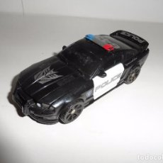 TRANSFORMERS BARRICADE MOVIE (NO TRANSFORMABLE) 2008