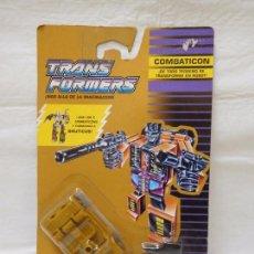 Figuras y Muñecos Transformers: TRANSFORMERS COMBATICON DECEPTICON SWINDLE COCHE CAMEL. Lote 95932371