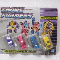 Figuras y Muñecos Transformers: TRANSFORMERS AUTOBOT RACE TRUCK PATROL NUEVO.. Lote 95933411