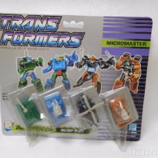 Figuras y Muñecos Transformers: TRANSFORMERS AUTOBOT MILITARY PATROL NUEVO.. Lote 95933431