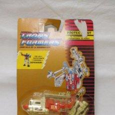 Figuras y Muñecos Transformers: TRANSFORMERS PROTECTOBOT AUTOBOT BLADES HELICOPTERO. Lote 96337975