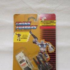 Figuras y Muñecos Transformers: TRANSFORMERS PROTECTOBOT AUTOBOT STREETWISE COCHE POLICIA. Lote 96337987