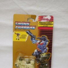 Figuras y Muñecos Transformers: TRANSFORMERS PROTECTOBOT AUTOBOT STREETWISE GROOVE MOTO POLICIA. Lote 96338091