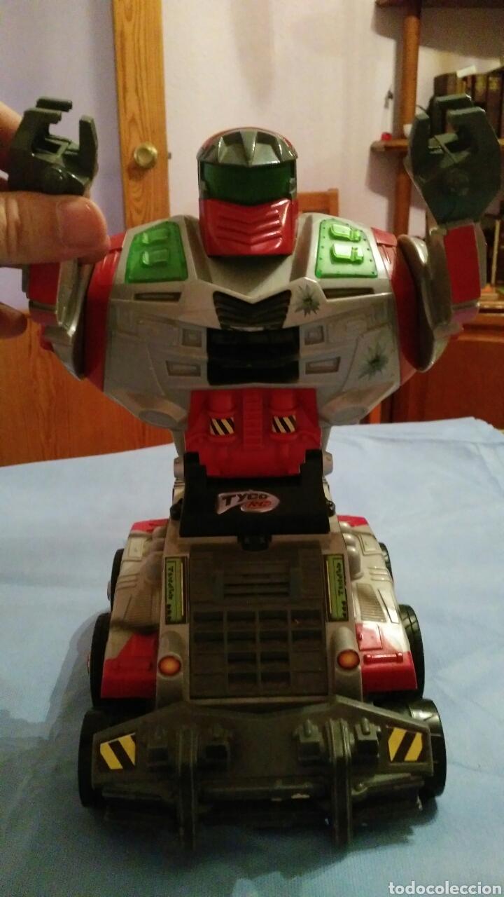 TRANSFORMER GRANDE DE TYCO, MATTEL. ÚNICO (Juguetes - Figuras de Acción - Transformers)