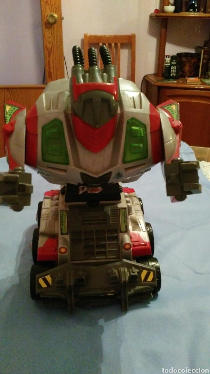 Figuras y Muñecos Transformers: TRANSFORMER GRANDE DE TYCO, MATTEL. ÚNICO - Foto 2 - 97171994