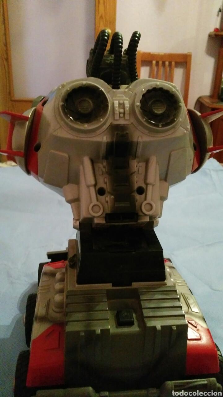 Figuras y Muñecos Transformers: TRANSFORMER GRANDE DE TYCO, MATTEL. ÚNICO - Foto 3 - 97171994