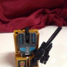 Figuras y Muñecos Transformers: TRANSFORMERS JEEP AÑOS 80. Lote 98159663