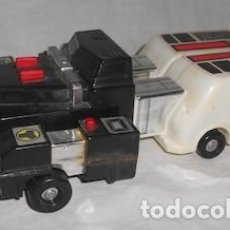 Figuras y Muñecos Transformers: TRANSFORMER CAMIÓN - ROBOT. Lote 98646391