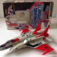 Figuras y Muñecos Transformers: ROBOT AVION MADE IN JAPAN. Lote 100488123