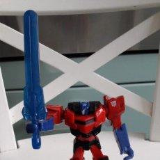 Figuras y Muñecos Transformers: MCDONALDS. TRANSFORMERS: OPTIMUS PRIME. HAPPY MEAL 2017. Lote 101469595