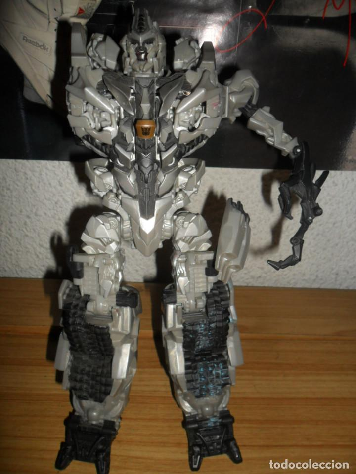 TRANSFORMER MEGATRON ANIMATED LEADER CLASS (HASBRO, 2008) TRANSFORMERS ROTF (Juguetes - Figuras de Acción - Transformers)