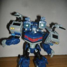 Figuras y Muñecos Transformers: TRANSFORMER ULTRA MAGNUS ANIMATED LEADER CLASS (HASBRO, 2007) TRANSFORMERS MOVIE - VER DESCRIPCIÓN. Lote 101530199