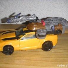 Figuras y Muñecos Transformers: TRANSFORMER BUMBLEBEE LEADER CLASS MECHTECH (HASBRO, 2011) TRANSFORMERS DARK OF THE MOON. Lote 110436227