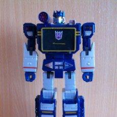 Figuras y Muñecos Transformers: TRANSFORMERS MASTERPIECE SOUNDWAVE MP-02 Y RATBAT MP-13B COMPLETOS. Lote 103484983