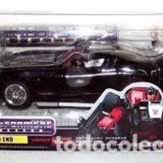 Figuras y Muñecos Transformers: TRANS FORMERS DEAD END VIPER SRT-10. Lote 105806231