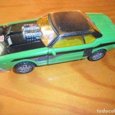 Figuras y Muñecos Transformers: TRANSFORMERS - AUTOBOT - COCHE VERDE - HASBRO. Lote 106005567
