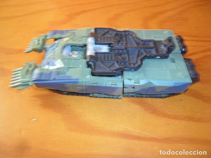 Figuras y Muñecos Transformers: TANQUE - TRANSFORMERS - AUTOBOT - - HASBRO - Foto 2 - 106006651