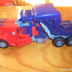 Figuras y Muñecos Transformers: OPTIMUS PRIME - TRANSFORMERS - AUTOBOT - - HASBRO. Lote 106006815