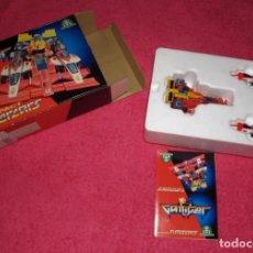 Figuras y Muñecos Transformers: 1983 GIOCHI PREZOSI GATTIGER SUPERCARS COMPAT NUEVO A ESTRENAR. Lote 106568763
