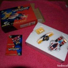 Figuras y Muñecos Transformers: 1983 GIOCHI PREZOSI GATTIGER SUPERCARS MACCHINA SINISTRA NUEVO A ESTRENAR. Lote 106568863