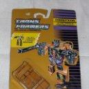 Figuras y Muñecos Transformers: TRANSFORMERS COMBATICON DECEPTICON SWINDLE EN BLISTER A ESTRENAR. Lote 143649485