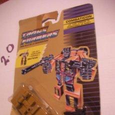 Figuras y Muñecos Transformers: ANTIGUO TRANSFORMERS COMBATICOM NUEVO DE TIENDA. Lote 108321899