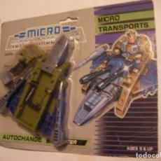 Figuras y Muñecos Transformers: ANTIGUO TRANSFORMERS MICRO TRANSPORT NUEVO DE TIENDA . Lote 108321947