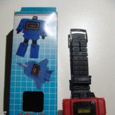 Figuras y Muñecos Transformers: RELOJ VINTAGE AÑOS 80 ROBOT. Lote 110905115