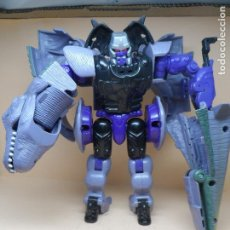 Figuras y Muñecos Transformers: TRANSFORMERS BEAST WARS BIOCOMBAT MEGATRON T-REX 1996 KENNER. Lote 217335786
