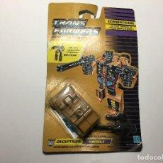 Figuras y Muñecos Transformers: TRANSFORMERS COMBATICON DECEPTICON SWINDLE DE HASBRO. Lote 112359727