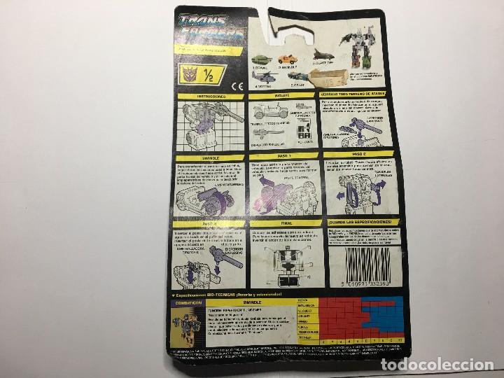 Figuras y Muñecos Transformers: TRANSFORMERS COMBATICON DECEPTICON SWINDLE DE HASBRO - Foto 2 - 112359727