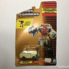 Figuras y Muñecos Transformers: TRANSFORMERS PROTECTOBOT AUTOBOT FRIST HAID DE HASBRO. Lote 112360335