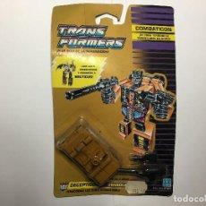 Figuras y Muñecos Transformers: TRANSFORMERS COMBATICON DECEPTICON SWINDLE DE HASBRO. Lote 112360467