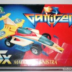 Figuras y Muñecos Transformers: GATTIGER DX MACCHINA SINISTRA GIOCHI PREZIOSI TRANSFORMERS CARS VINTAGE AÑOS 90 NEW MIB. Lote 113020935