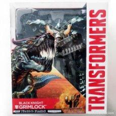 Figuras y Muñecos Transformers: TRANSFORMERS MOVIE ADVANCED AD20: BLACK KNIGHT GRIMLOCK - EXCLUSIVO TAKARA TOMY 2014. Lote 114259987