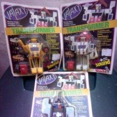 Figuras y Muñecos Transformers: COLECCIÓN COMPLETA TRANSFORMERS DE SIMBA. Lote 114623102