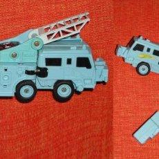 Figuras y Muñecos Transformers: TRANSFORMER - CAMIÓN GRUA. Lote 114940783