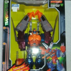 Figuras y Muñecos Transformers: BIOCOMBAT TRANSFORMERS BEAST WARS OPTIMUS TRANSMETAL.HASBRO.IMPRESIONANTE!!!. Lote 115079090