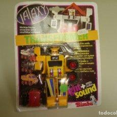 Figuras y Muñecos Transformers: 918- SIRENE C TRANSFORMER SIMBA NEW SONIDO Y LUCES(2). Lote 115109619