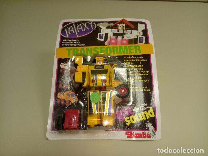 918- SIRENE C TRANSFORMER SIMBA NEW SONIDO Y LUCES(5) (Juguetes - Figuras de Acción - Transformers)